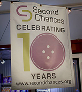 Second Chances Anniversary Banner